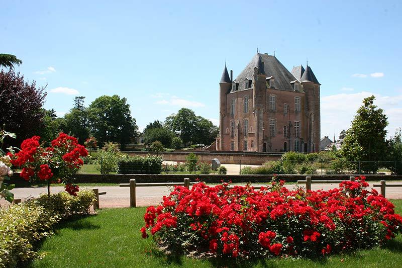 Bellegarde jardin
