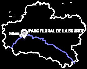 Vignette Le Parc floral de la Source