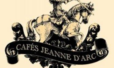 Cafés_Jeanne_d'Arc,_Orléans,_Loiret,_France._Logo